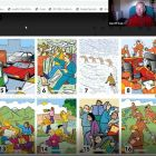 Free Images of Organisations Cartoons (online version)