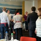 Using Matrix within Building Personal Resilience Workshop