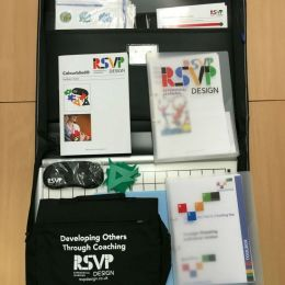 Developing Others Through Coaching Package Materials from RSVP Design