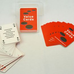 Values Coaching Card materials