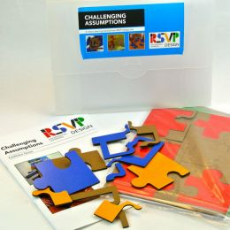 Challenging Assumptions Creative Thinking Activity from RSVP Design