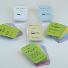 Bundle of 3 GROW Model Coaching Cards