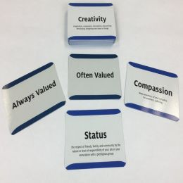 Values Explorer Card Examples