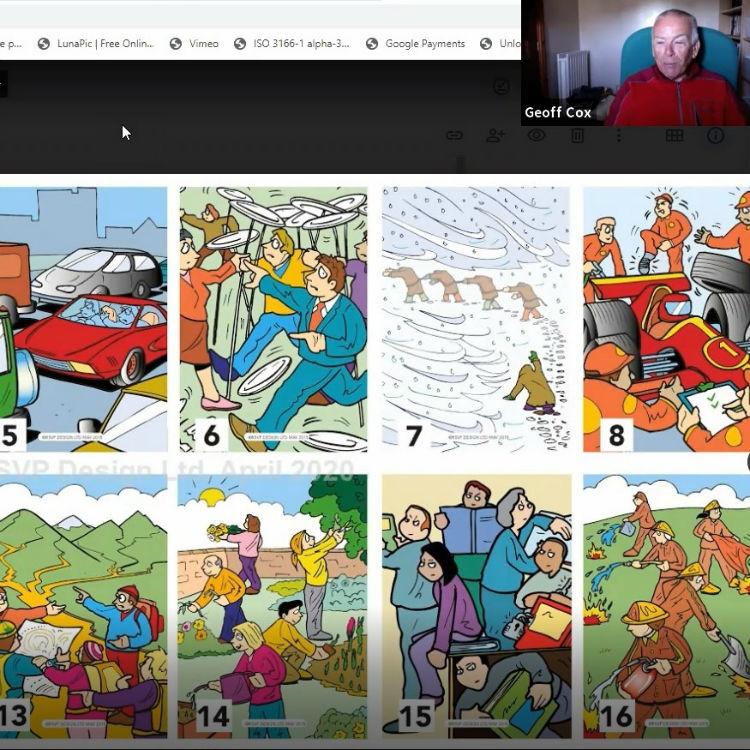 Online Images of Orginisations Webinar